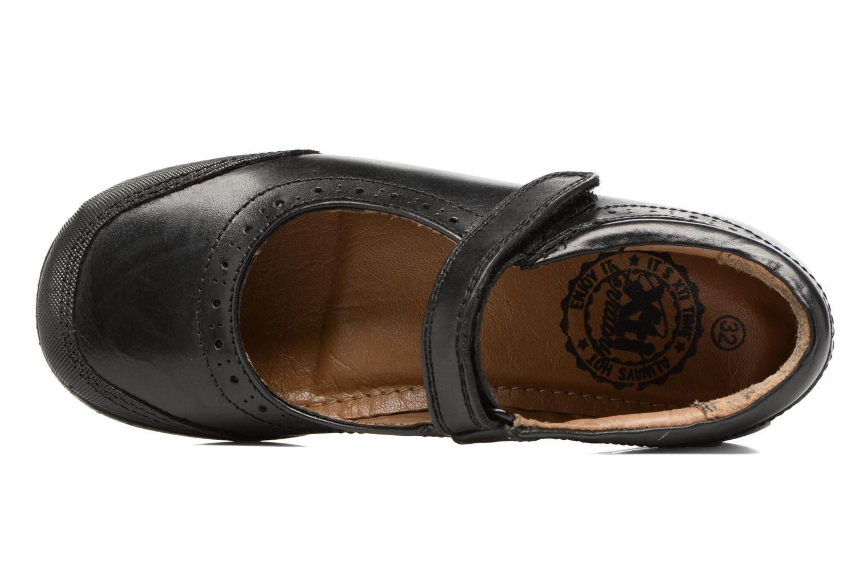 Ballerina's Xti 54047 Zwart links