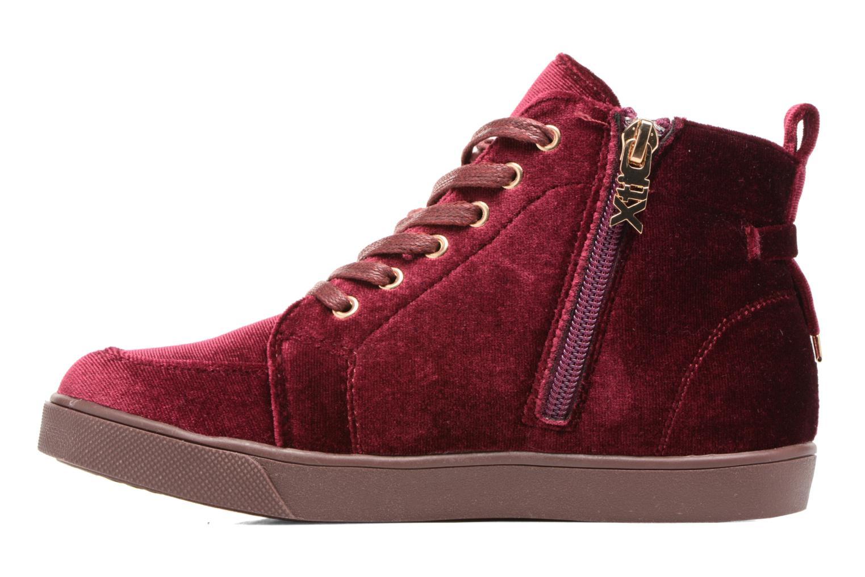 Sneakers Xti 55089 Bordò immagine frontale