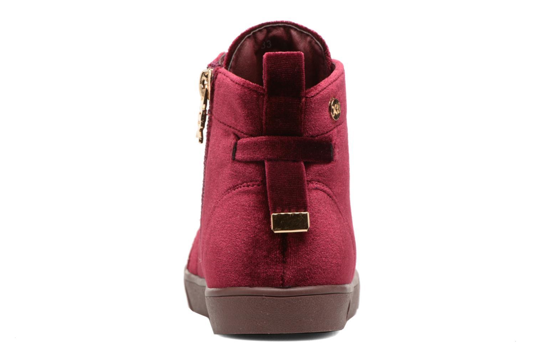Sneakers Xti 55089 Bordeaux rechts