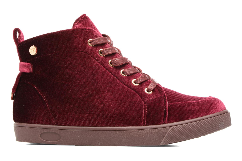 Sneakers Xti 55089 Bordeaux achterkant