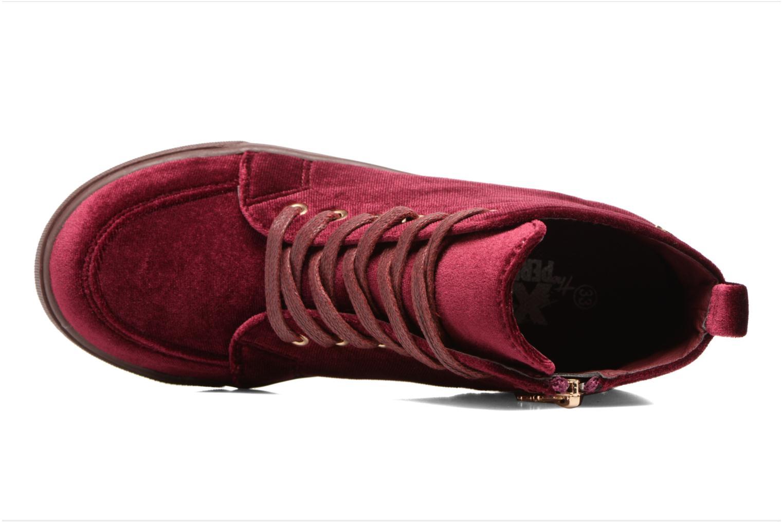 Sneakers Xti 55089 Bordò immagine sinistra