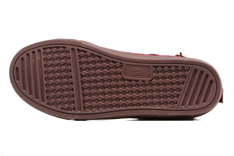 Sneakers Xti 55089 Bordeaux boven