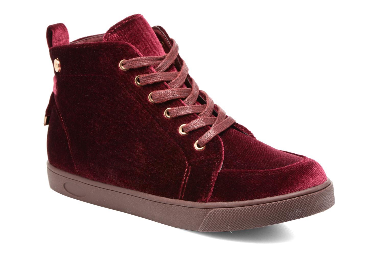 Sneakers Xti 55089 Bordeaux detail