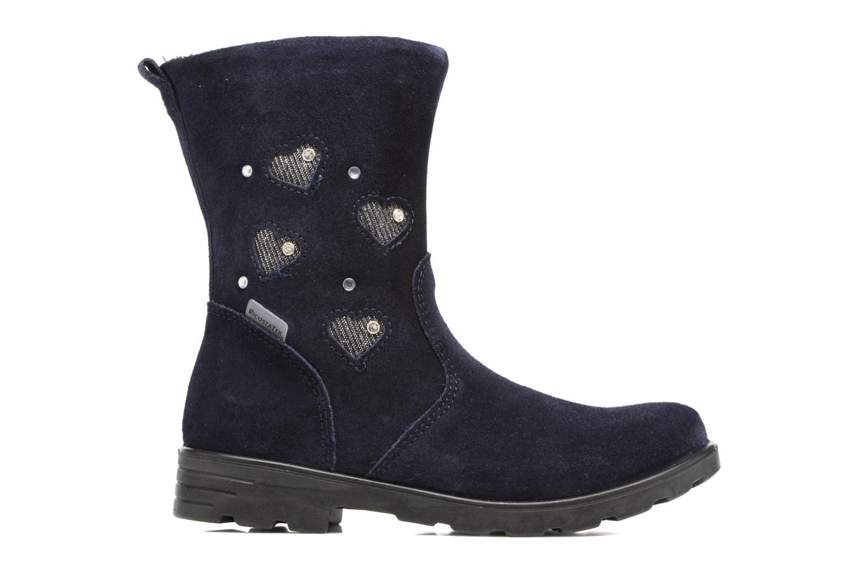 Støvler & gummistøvler Ricosta Steffi Blå se bagfra