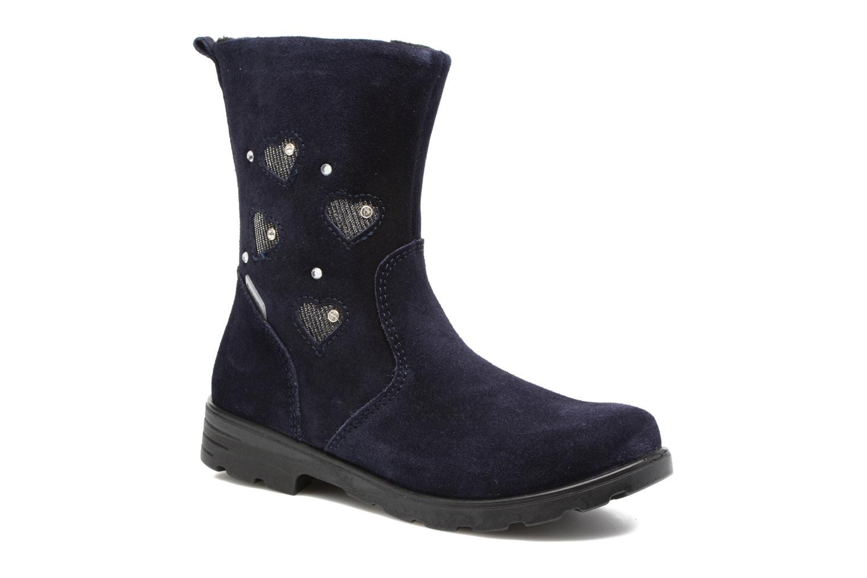 Støvler & gummistøvler Ricosta Steffi Blå detaljeret billede af skoene