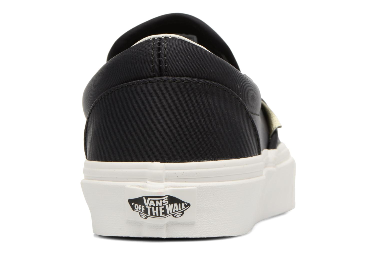 Classic Slip-On DX Black/Blanc De Blanc