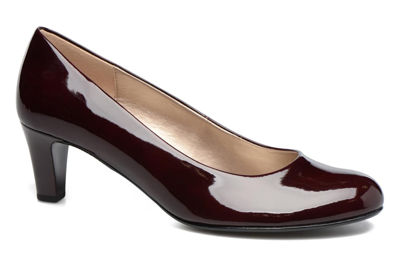 High heels Gabor Sofie Burgundy detailed view/ Pair view