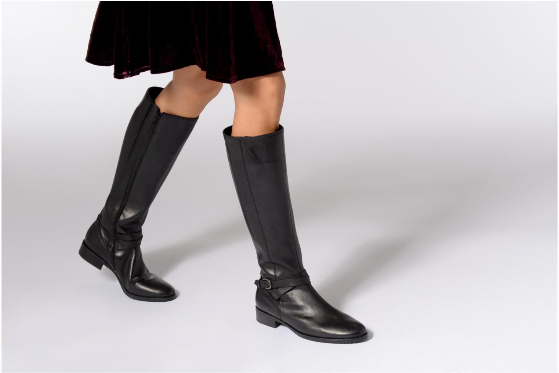 Laarzen Gabor Lisa Zwart onder