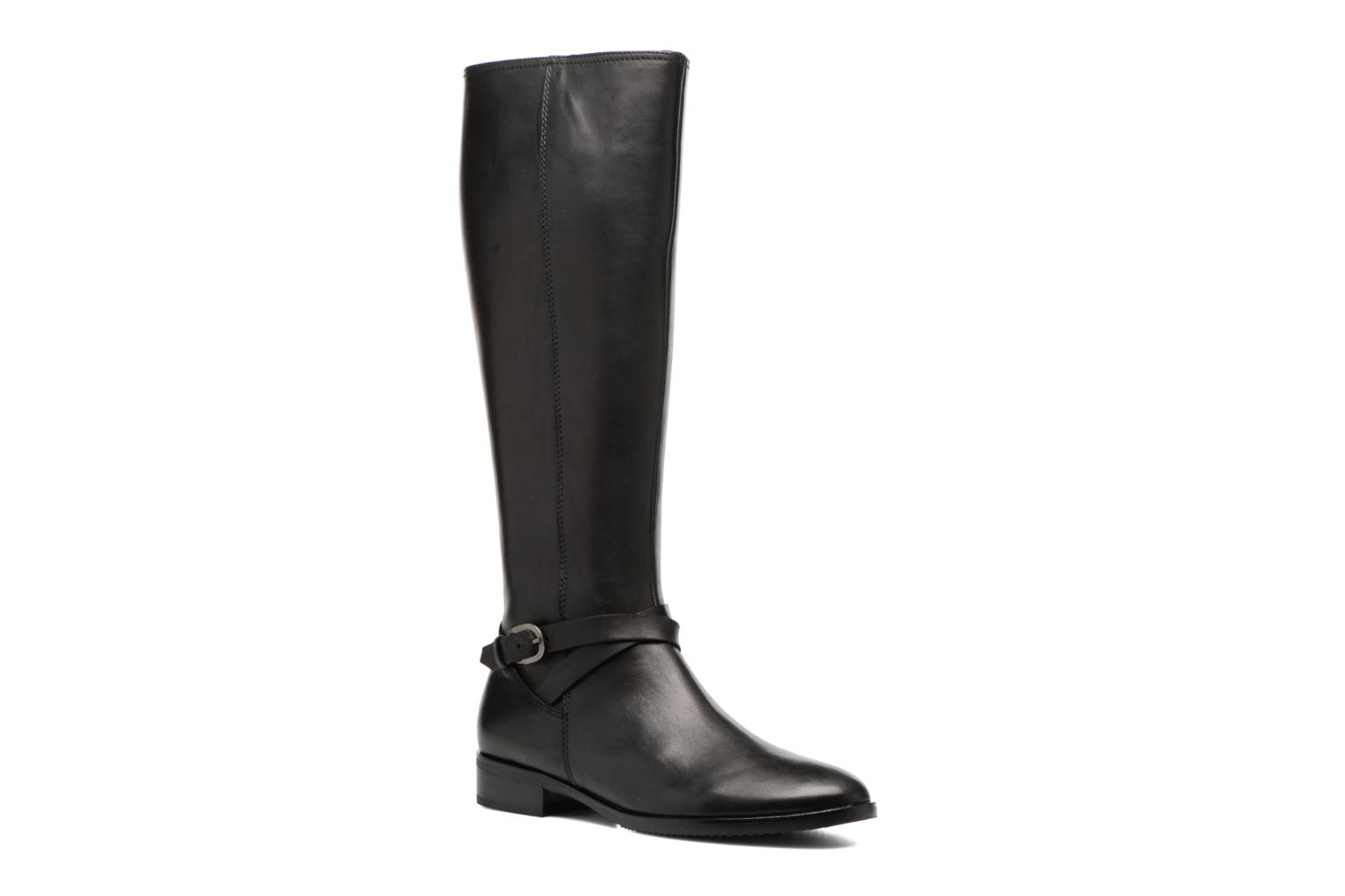 Boots & wellies Gabor Lisa Black detailed view/ Pair view