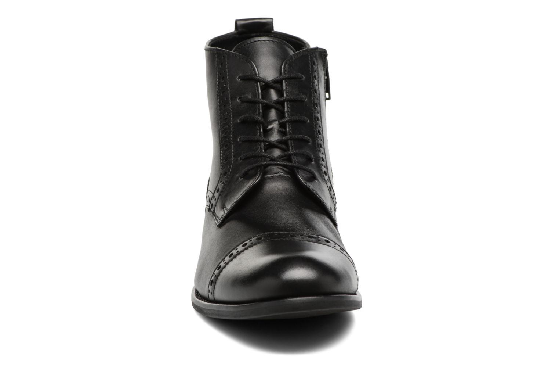 Bottines et boots Gabor Alina Noir vue portées chaussures