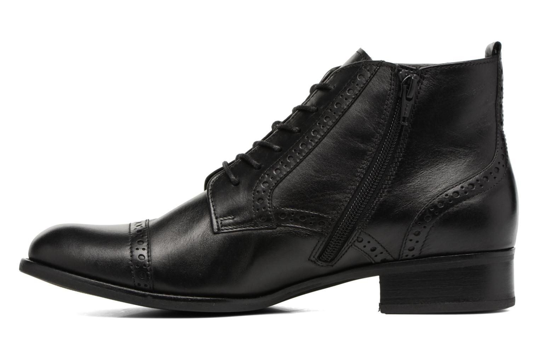 Bottines et boots Gabor Alina Noir vue face