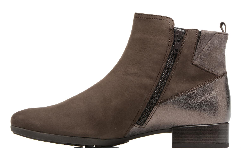 Bottines et boots Gabor Luisa Gris vue face