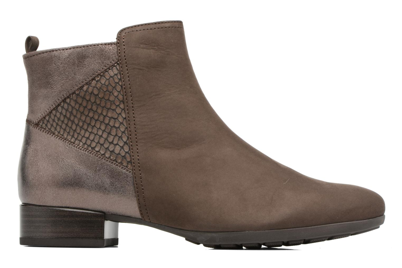Bottines et boots Gabor Luisa Gris vue derrière