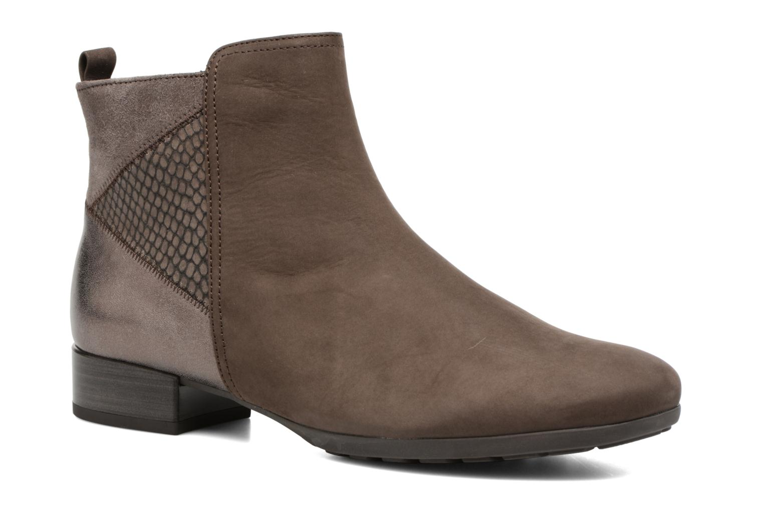 Ankle boots Gabor Luisa Grey detailed view/ Pair view
