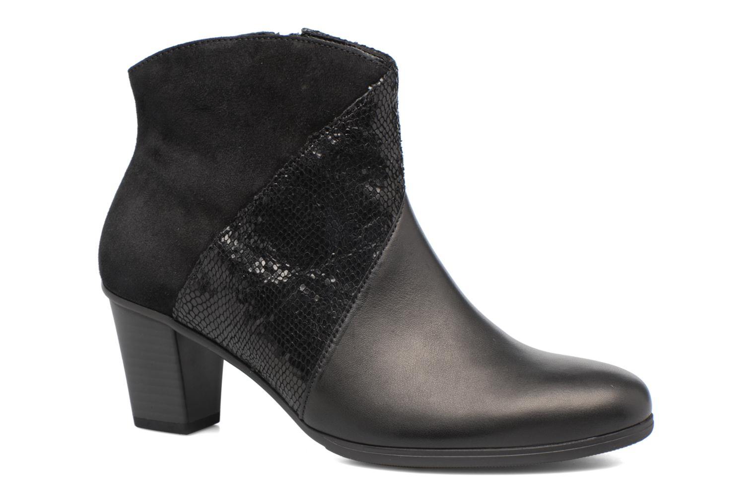 Marques Chaussure femme Gabor femme Piana Anthracite