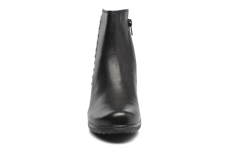 Stiefeletten & Boots Gabor Antonia schwarz schuhe getragen