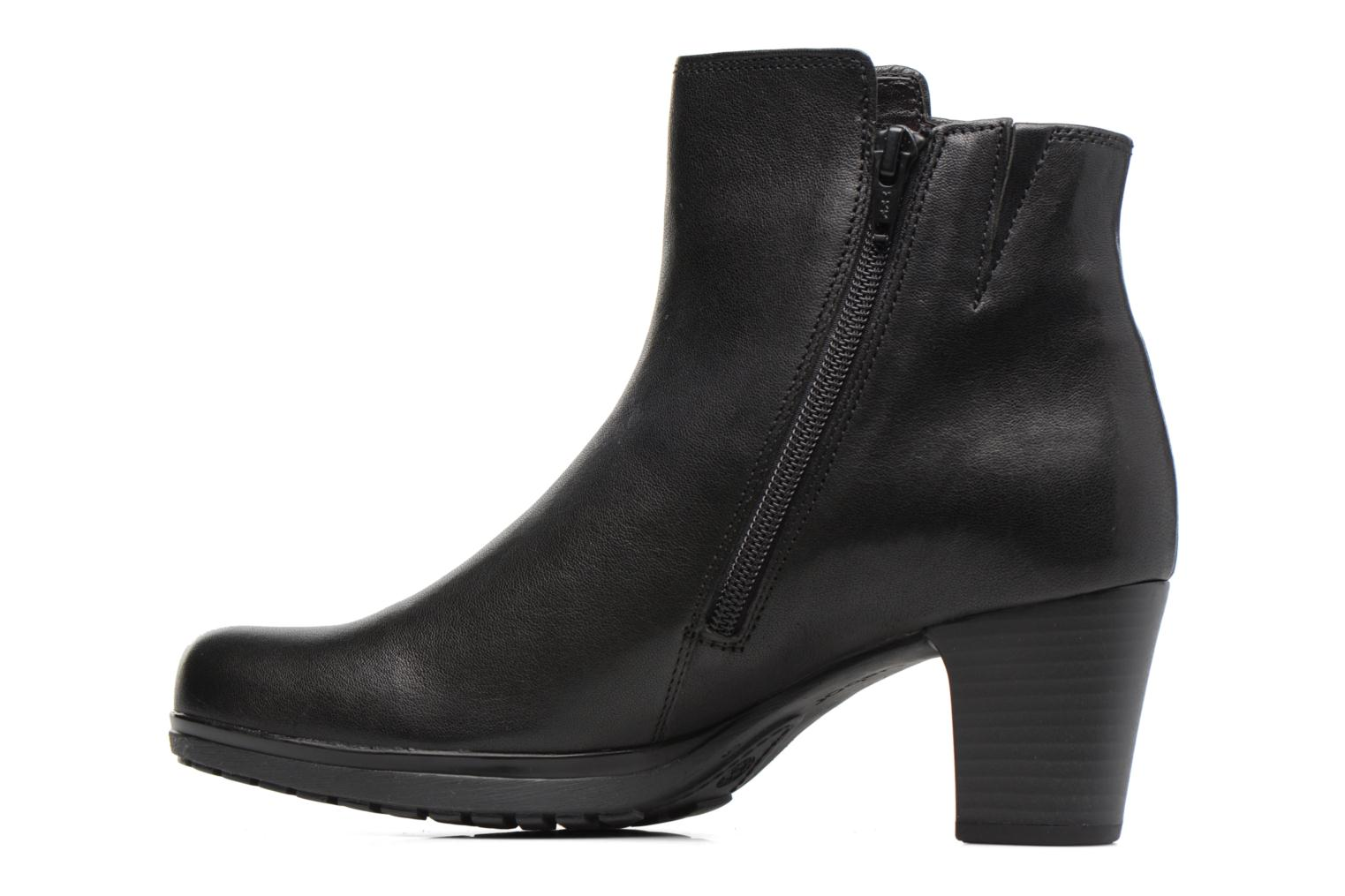Ankle boots Gabor Antonia Black front view