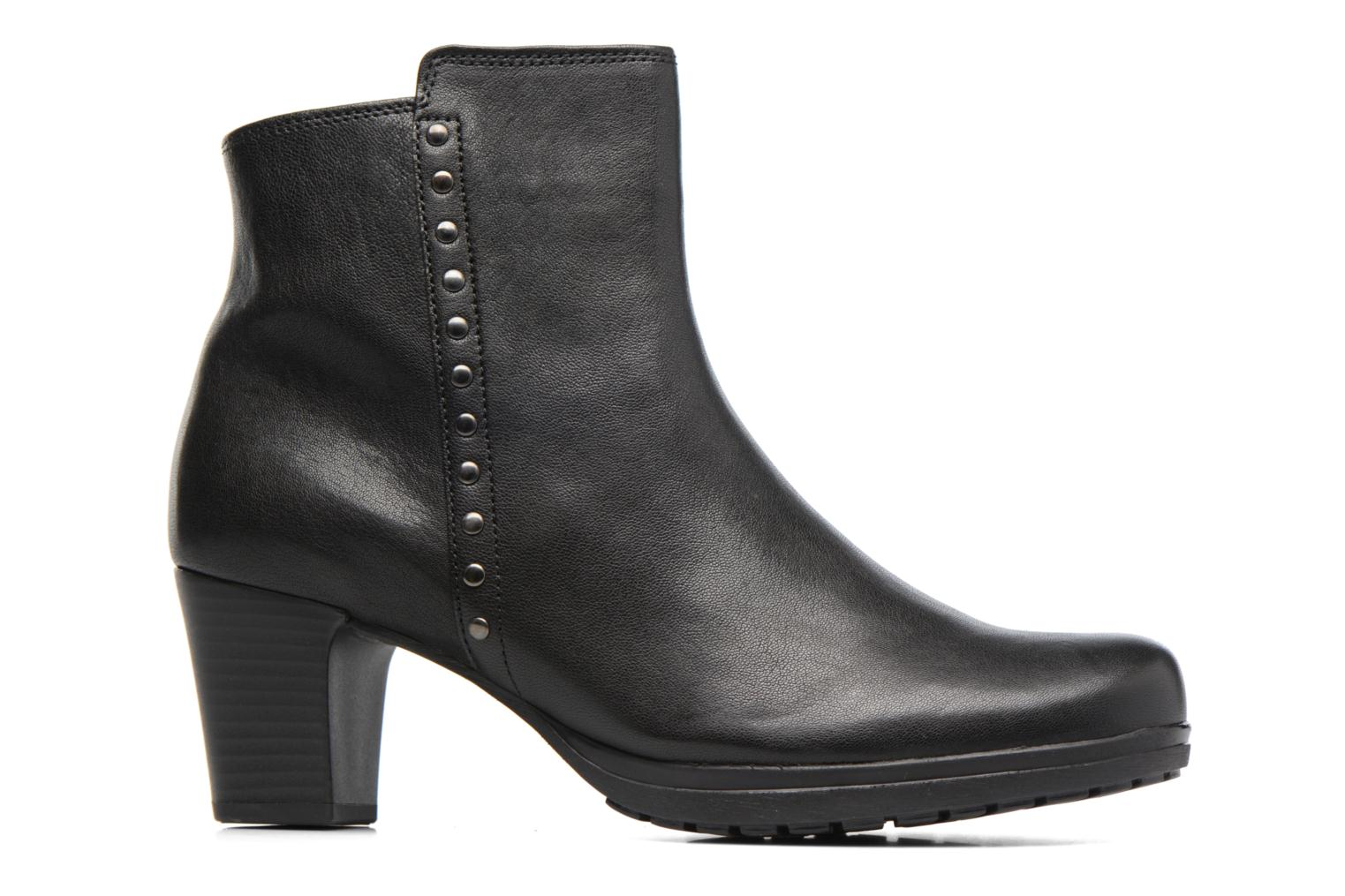 Ankle boots Gabor Antonia Black back view