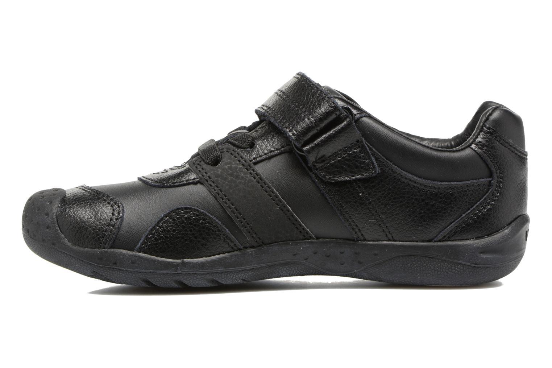 Sneakers Pediped Channing Zwart voorkant