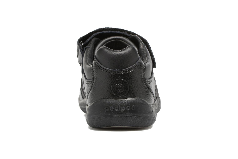 Sneakers Pediped Channing Zwart rechts