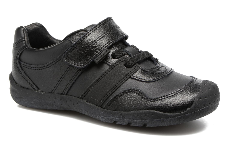 Sneakers Pediped Channing Sort detaljeret billede af skoene