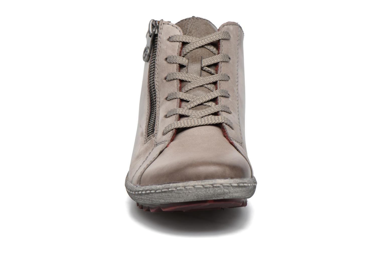 Baskets Remonte Sonia R1470 Gris vue portées chaussures