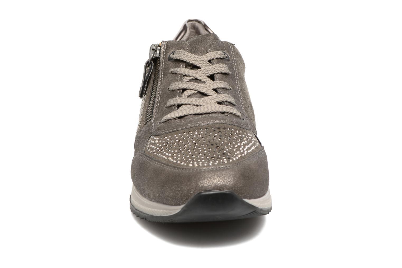 Baskets Remonte Pomia R7008 Gris vue portées chaussures