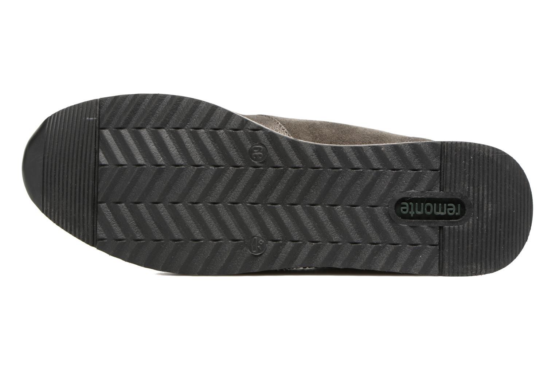 Baskets Remonte Pomia R7008 Gris vue haut