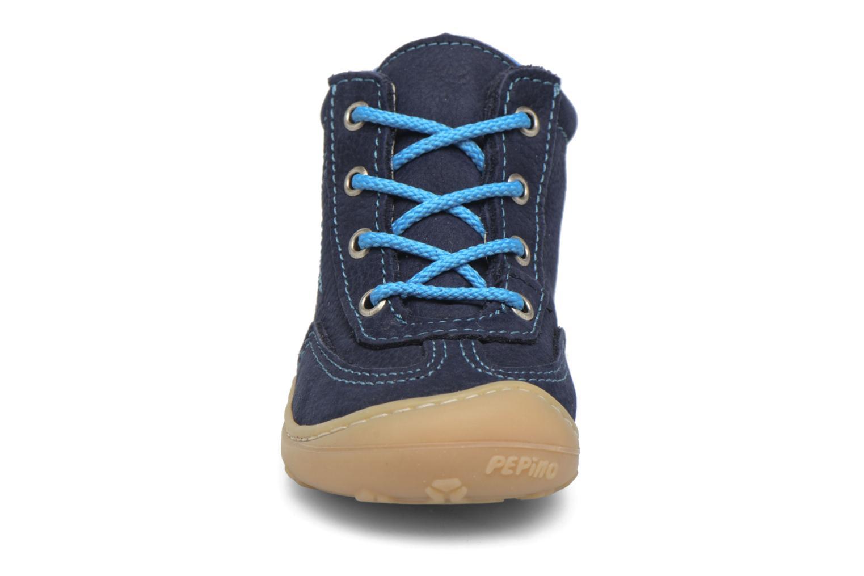 Bottines et boots PEPINO Samy Bleu vue portées chaussures