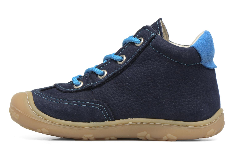 Bottines et boots PEPINO Samy Bleu vue face