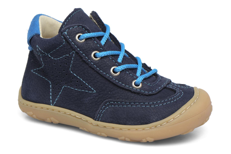 Bottines et boots PEPINO Samy Bleu vue détail/paire