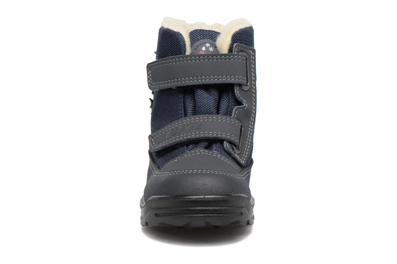Chaussures de sport PEPINO Bixi Bleu vue portées chaussures