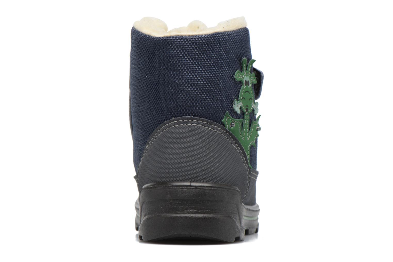 Chaussures de sport PEPINO Bixi Bleu vue droite