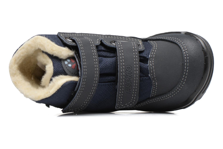 Chaussures de sport PEPINO Bixi Bleu vue gauche