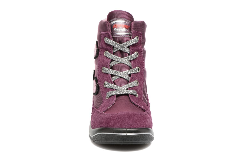 Boots en enkellaarsjes PEPINO Josie Paars model