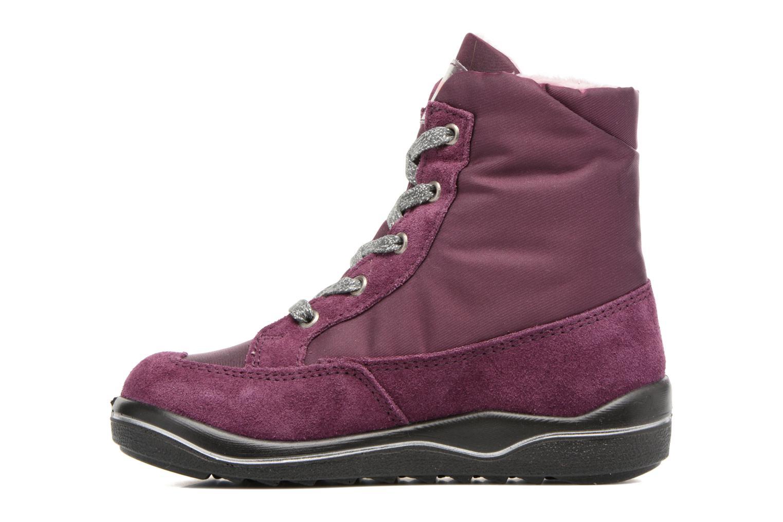 Boots en enkellaarsjes PEPINO Josie Paars voorkant
