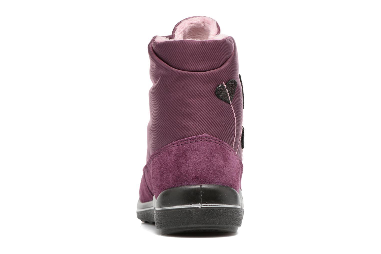 Boots en enkellaarsjes PEPINO Josie Paars rechts