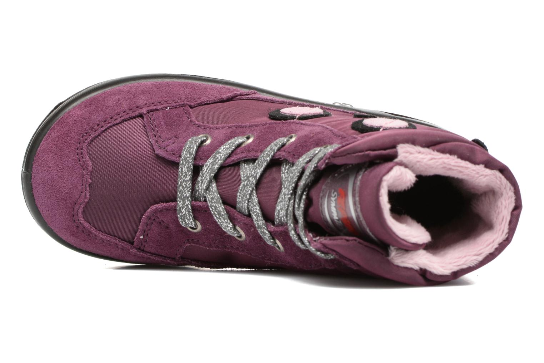 Boots en enkellaarsjes PEPINO Josie Paars links