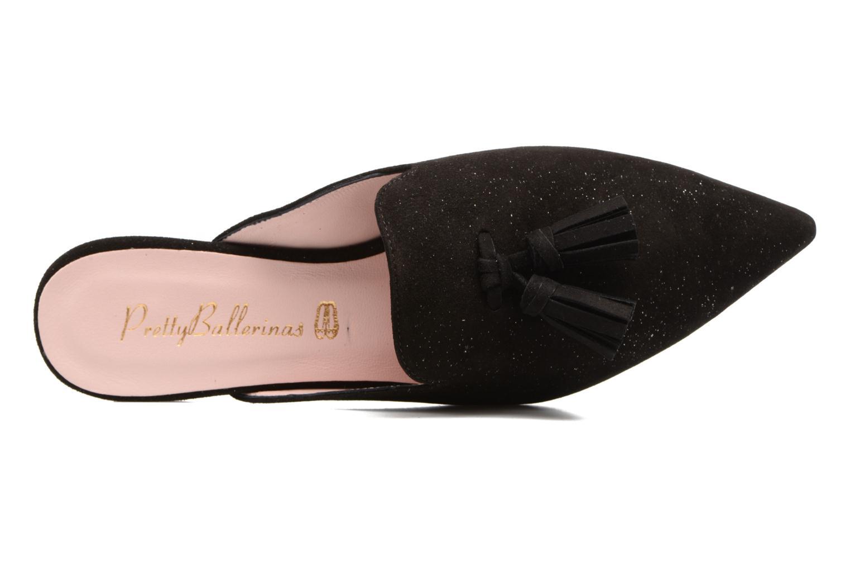 Wedges Pretty Ballerinas Cyara Zwart links