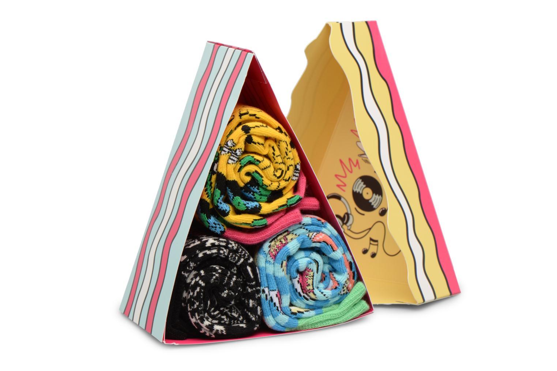 Socks & tights Happy Socks Happy Socks x Steve Aoki Lot de 3 Multicolor model view