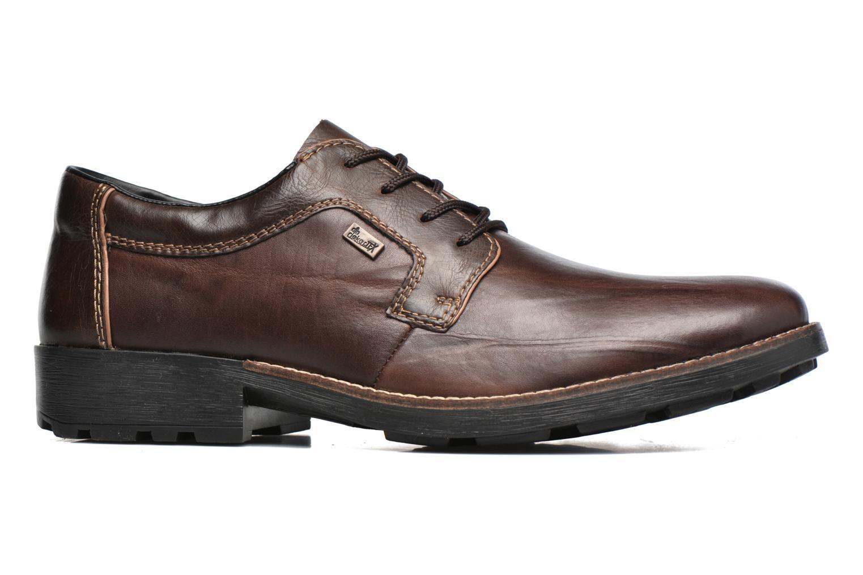 Chaussures à lacets Rieker Benj 16024 Marron vue derrière