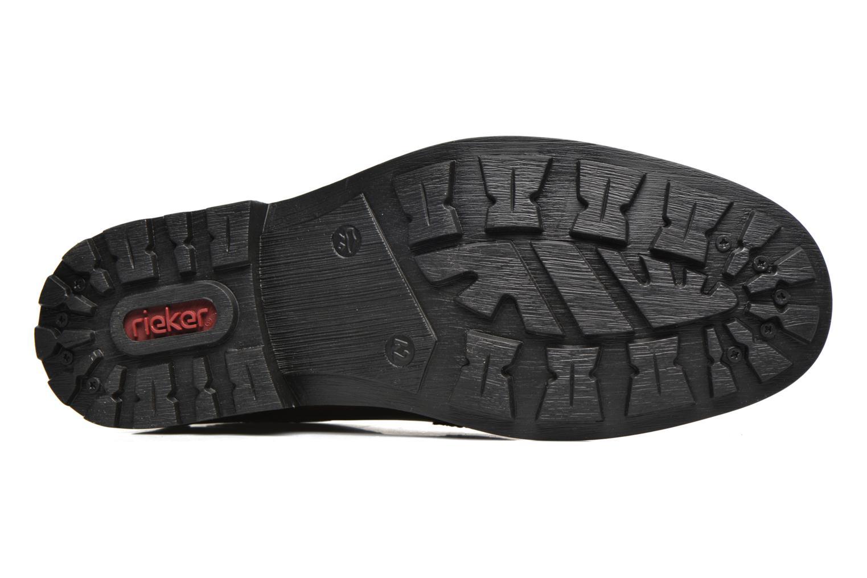 Chaussures à lacets Rieker Benj 16024 Marron vue haut