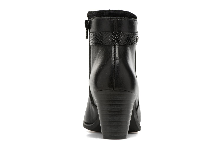 Bottines et boots Rieker Val Y8963 Noir vue droite