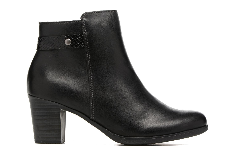 Bottines et boots Rieker Val Y8963 Noir vue derrière