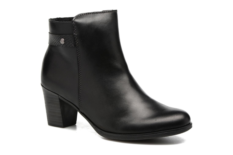 Bottines et boots Rieker Val Y8963 Noir vue détail/paire
