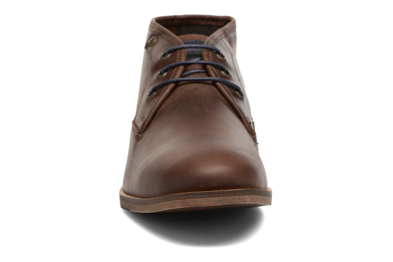 Chaussures à lacets Redskins Alerte Marron vue portées chaussures