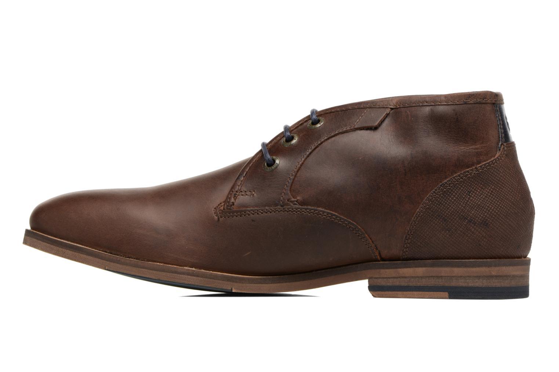 Chaussures à lacets Redskins Alerte Marron vue face