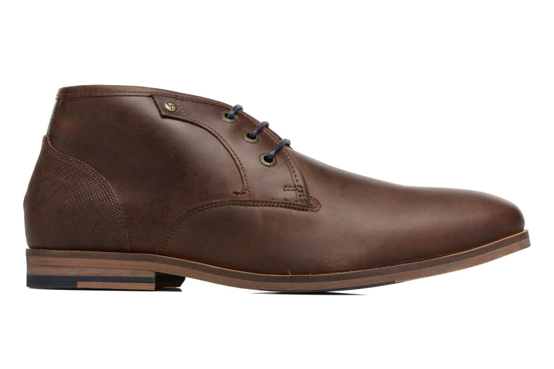Chaussures à lacets Redskins Alerte Marron vue derrière