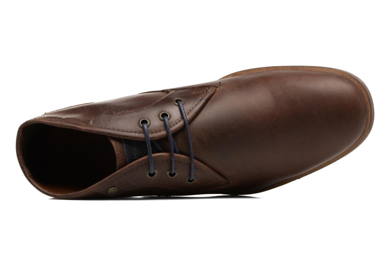 Chaussures à lacets Redskins Alerte Marron vue gauche
