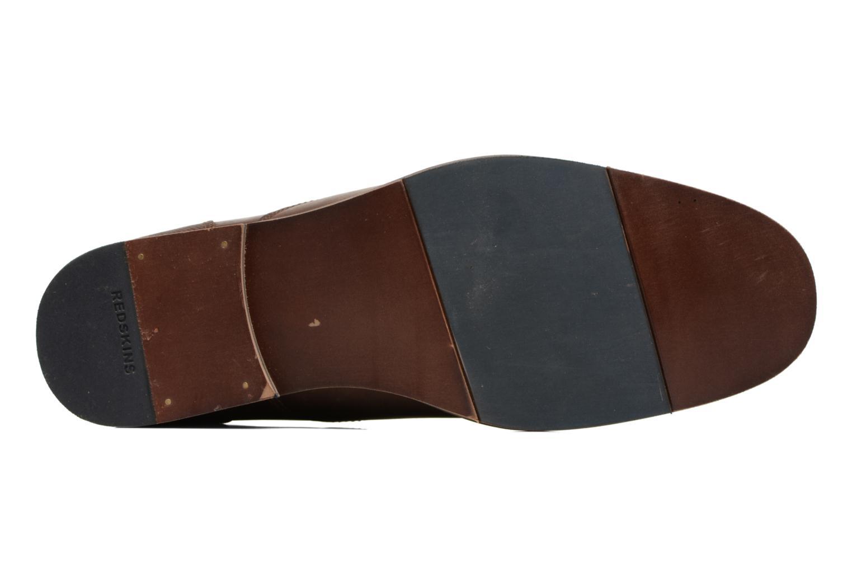 Chaussures à lacets Redskins Alerte Marron vue haut